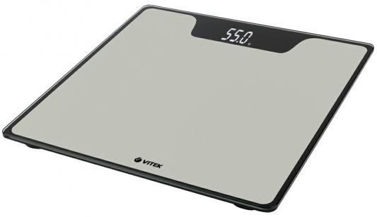 8081-VT(MC) Весы напольные VITEK Максимальный вес 180 кг.Цена деления 100 г.LCD дисплей.