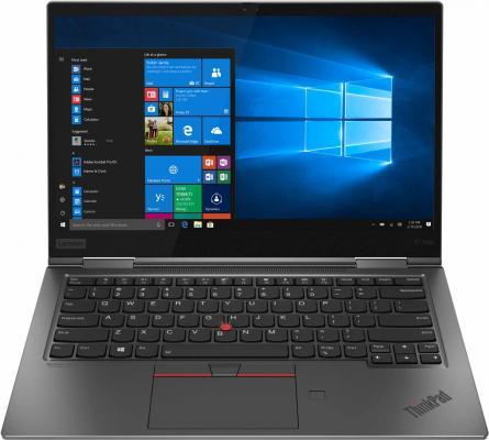 Lenovo X1 Yoga 4th Gen 14.0FHD_IPS_AR/AS_400N_MT/ CORE_I5-8265U_1.6G_4C_MB/ 16GB(4X32GBX32)_LPDDR3_2133/ 512GB_QLC+32GB_OPTANE_M.2_2280/ / INTEGRATED_GRAPHICS/ IR&HD_CAMERA_W/MIC/ KYB_RUS/ Thinkpad Pen Pro/ W10_PRO/ GRAY цена