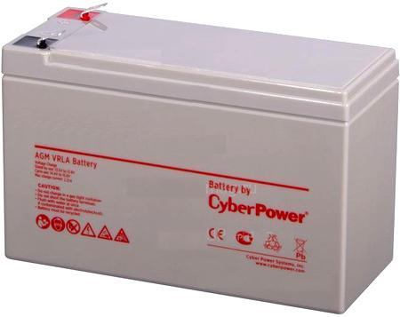 Battery CyberPower Professional series RV 12-9 / 12V 9 Ah