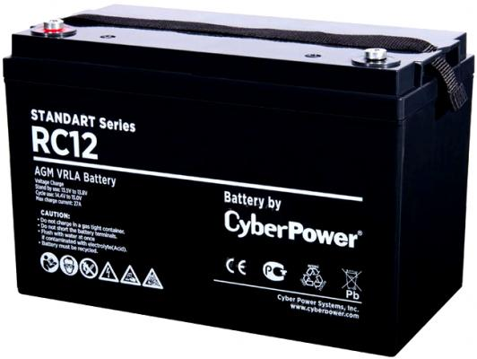 Battery CyberPower Professional solar series (gel) GR 12-50 / 12V 50 Ah