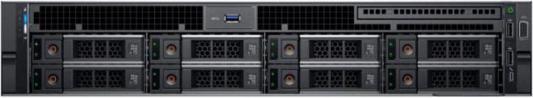 "PowerEdge R740 (2)*Silver 4210 (2.2GHz, 10C), No Memory, HDD (up to 8x3.5""), PERC H730P+/2GB LP, Riser config #5 (7FH + 1LP), Broadcom 5720 QP 1Gb BT LOM, iDRAC9 Enterprise, RPS (2)*750W, Bezel w/o QuickSync, ReadyRails with CMA, 3Y ProSupport NBD"