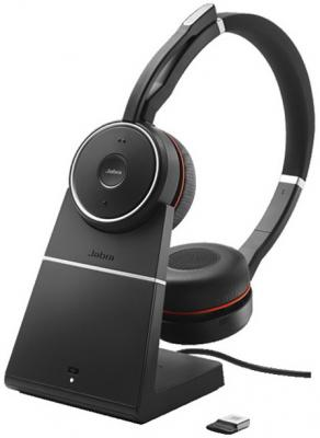 Jabra Evolve 75 Stereo MS, Charging stand & Link 370 mean well original ms 75 meanwell ms 75 modular power