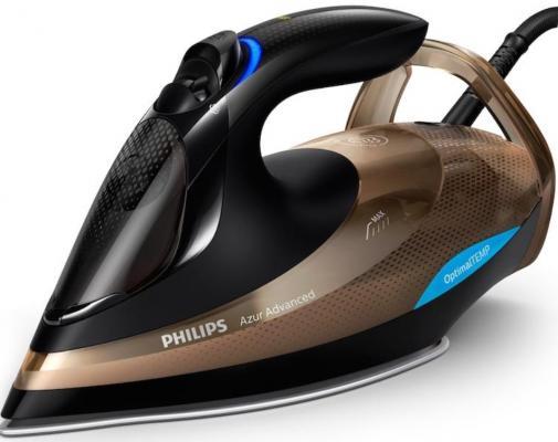 цена на Утюг Philips/ 3000 Вт, пар 55 г/мин, удар 240 г, SteamGlide Elite, автовыкл