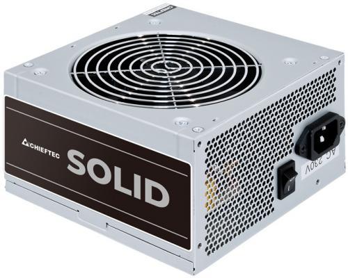 БП ATX 500 Вт Chieftec GPP-500S цена и фото
