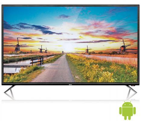 цена на LED телевизоры BBK 40LEX-7127/FTS2C