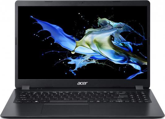 "Ноутбук Acer Extensa 15 EX215-21-40AS A4 9120e/4Gb/500Gb/UMA/15.6""/HD (1366x768)/Windows 10 Single Language/black/WiFi/BT/Cam цена"