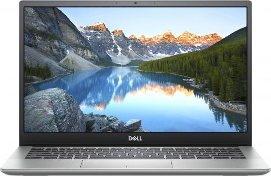 "Ноутбук Dell Inspiron 5391 Core i3 10110U/4Gb/SSD128Gb/Intel UHD Graphics 620/13.3""/IPS/FHD (1920x1080)/Linux/silver/WiFi/BT/Cam"