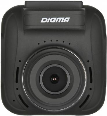 Видеорегистратор Digma FreeDrive 610 GPS Speedcams черный 2Mpix 1920x1080 1080p 150гр. GPS MSTAR MSC8328