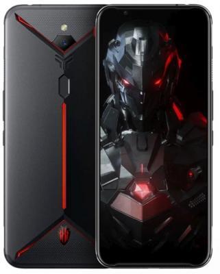 Смартфон ZTE Nubia Red Magic 3s 128 Гб черный