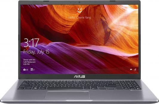 цена на Ноутбук Asus X509UA-EJ202T Pentium 4417U (2.3)/8G/256G SSD/15.6FHD AG/Int:Intel HD/Win10 Slate Gray