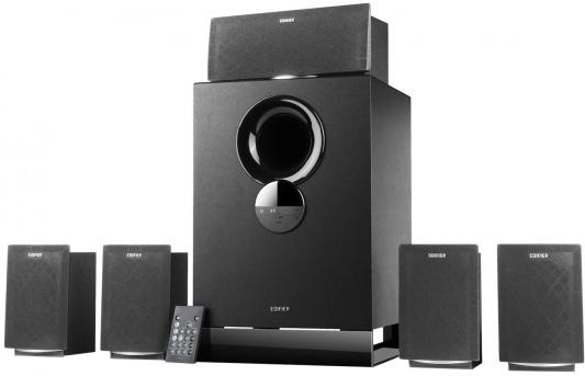 Колонки Edifier R501BT Black (5.1,SD,USB,MP3 и WMA ,Bluetooth 4.0,ДУ) цена и фото