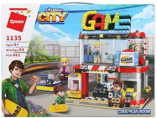 Конструктор ENLIGHTEN BRICK «Магазин игрушек» 461 элемент конструктор мир деревянных игрушек мир деревянных игрушек mp002xc009r5