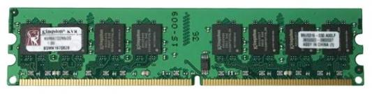 Оперативная память 2Gb (1x2Gb) PC2-5300 667MHz DDR2 DIMM CL5 Kingston KVR667D2N5/2G цена