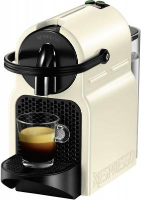 Кофемашина DeLonghi EN 80 CW Nespresso бежевая цена 2017
