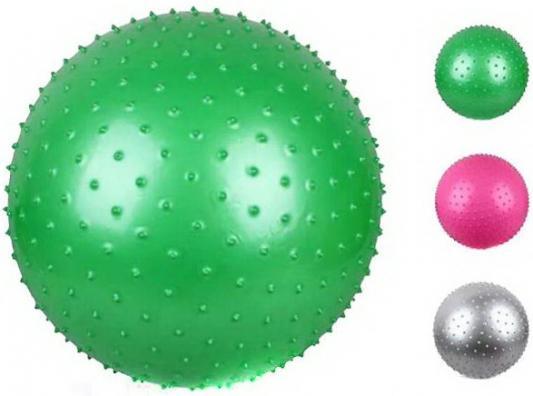 Мяч Фитнес 55см, массажн., в ассорт. в пак. в кор.40шт мяч прыгун дино 45см массажн с рожками в ассорт в пак в кор 40шт