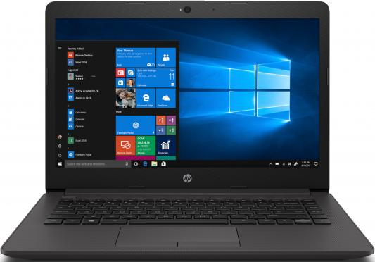 "HP 240 G7 Core i3-7020U 2.3GHz,14"" HD (1366x768) AG,4Gb DDR4(1),500GB,41Wh,1.8kg,1y,Dark,Win10Pro цена 2017"