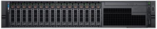 Сервер Dell PowerEdge R740 2x5118 16x32Gb x16 2.5 H730p LP iD9En 57416 2P+5720 2P 2x750W 3Y PNBD Conf-5 (210-AKXJ-146) сервер dell poweredge r240 1xe 2236 x4 1x4tb 7 2k 3 5 sata rw h330 id9en 1g 2p 1x250w 3y nbd rails per240ru2 1
