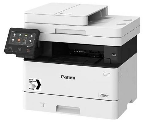 Фото - МФУ лазерный Canon i-Sensys MF443dw (3514C008) A4 Duplex WiFi белый/черный мфу canon i sensys mf641cw белый черный