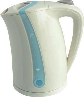 Чайник электрический VES VES 1000 2000 Вт белый 1.7 л пластик чайник ves electric 2100 белый