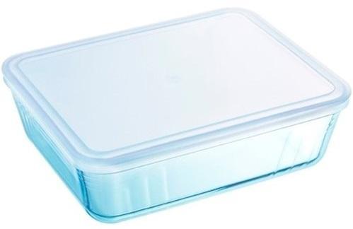 Форма для запекания с крышкой Pyrex CookStore 243P000 2.6 л кастрюля pyrex gusto с крышкой 2 6 л