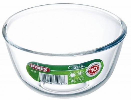 Миска PYREX 181B000 миска pyrex classic 178b000 стекло 500 мл