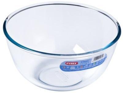 Миска Pyrex 180B000 2.0 л 21 см миска pyrex classic 178b000 стекло 500 мл