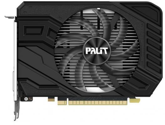 Видеокарта Palit GeForce GTX 1650 SUPER StormX OC PCI-E 4096Mb GDDR6 128 Bit Retail (NE6165SS18G1-166F) цена и фото