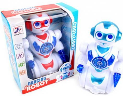 Игрушка Наша Игрушка Робот танцующий двигающийся игрушка