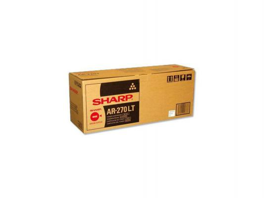 Тонер-картридж Sharp AR270LT black (25000 стр.) для 235/275G/M236/M276 картридж sharp ar310t black