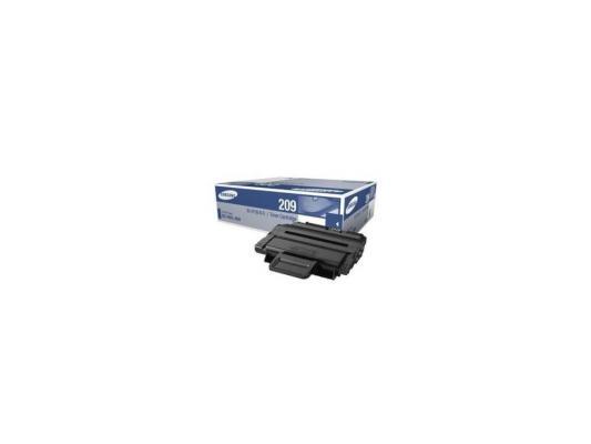 Тонер-картридж Samsung MLT-D209L black (5000 стр.) для SCX-4824FN/SCX-4828FN/ML-2855ND original laser printer main board for samsung ml 2855nd ml 2855 ml 2855nd 2855 ml2855 formatter board mainboard logic board