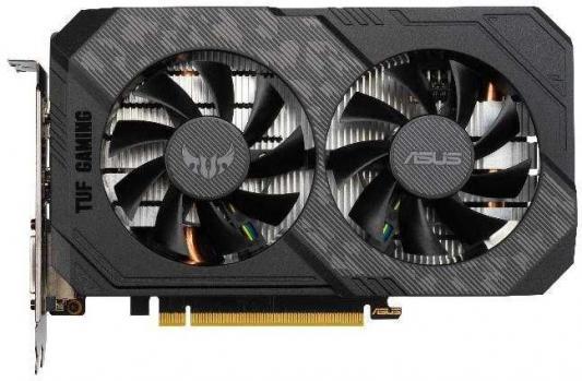 Видеокарта ASUS GeForce GTX 1650 SUPER TUF Gaming PCI-E 4096Mb GDDR6 128 Bit Retail (TUF-GTX1650S-4G-GAMING)