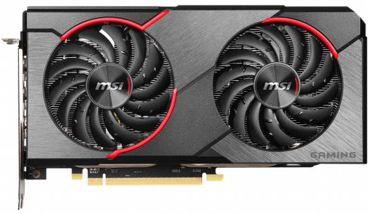 Видеокарта MSI PCI-E 4.0 RX 5500 XT GAMING X 8G AMD Radeon RX 5500XT 8192Mb 128bit GDDR6 1685/14000/HDMIx1/DPx3/HDCP Ret видеокарта msi radeon rx 570