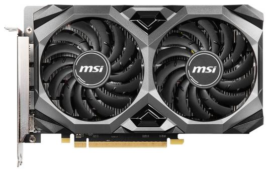 Фото - Видеокарта MSI PCI-E 4.0 RX 5500 XT MECH 8G OC AMD Radeon RX 5500XT 8192Mb 128bit GDDR6 1647/14000/HDMIx1/DPx3/HDCP Ret видеокарта gigabyte radeon rx 5700 xt 1650mhz pci e 4 0 8192mb 14000mhz 256 bit hdmi 3xdp gv r57xtgaming oc 8gd v2