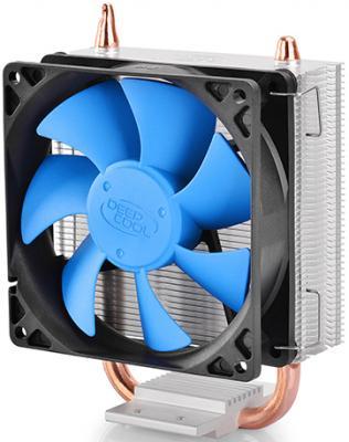 Устройство охлаждения(кулер) Deepcool ICE BLADE 100 PWM Soc-FM2+/AM2+/AM3+/AM4/1150/1151/1155/ 4-pin 15-29dB Al 100W 309gr Ret