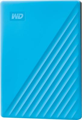 Фото - Жесткий диск WD Original USB 3.0 2Tb WDBYVG0020BBL-WESN My Passport 2.5 голубой wd my passport usb 3 0 4tb черный