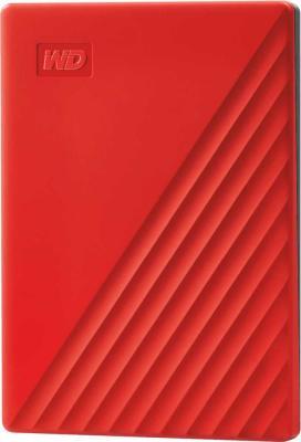 Фото - Жесткий диск WD Original USB 3.0 2Tb WDBYVG0020BRD-WESN My Passport 2.5 красный wd my passport usb 3 0 4tb черный