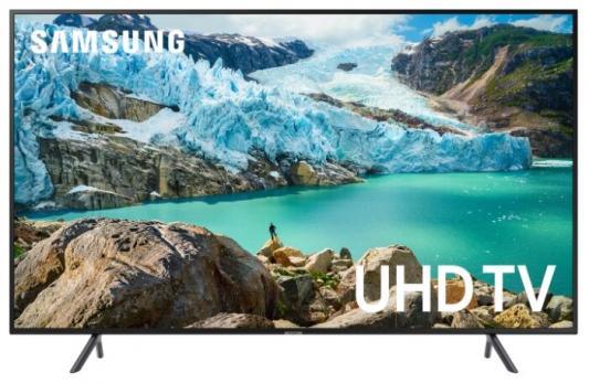 Телевизор Samsung UE70RU7100UXRU черный