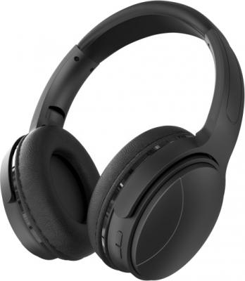 Perfeo наушники полноразмерные беспроводные с микрофоном, MP3 плеером ,FM, AUX ELLIPSE чёрные [PF_A4907]