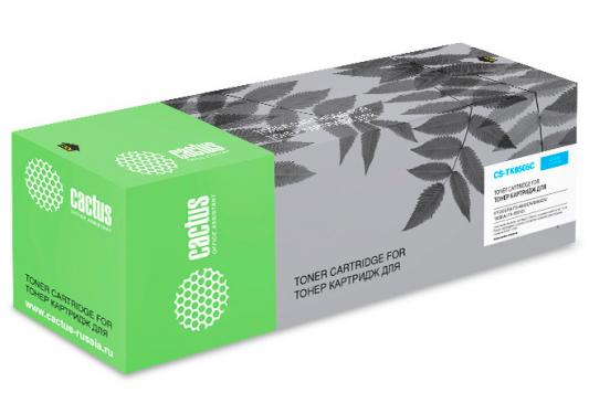 Картридж Cactus CS-TK8800C для Kyocera ECOSYS P8060cdn 20000стр Голубой недорого