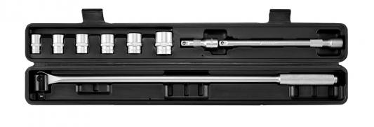Фото - Набор инструментов для замены колес усиленный 9 предметов BERGER BG2167 набор инструментов для замены колес 5 предметов berger bg2154
