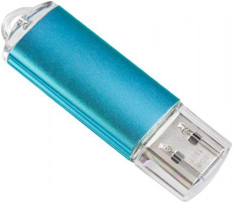Фото - Perfeo USB Drive 8GB E01 Blue PF-E01N008ES флешка 8gb perfeo e01 usb 2 0 серебристый pf e01s008es