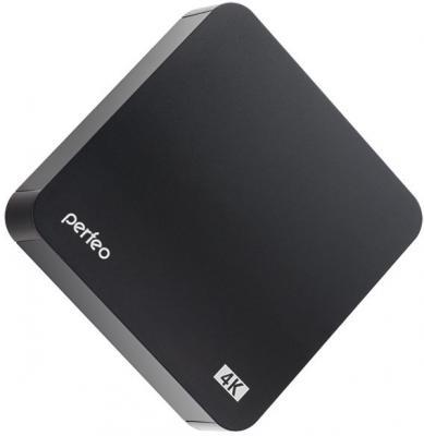 Фото - Perfeo SMART TV BOX приставка CHRONO, RK3228, 1G/8Gb, Android 7.1 [PF_A4551] приставка smart tv xiaomi mi box s