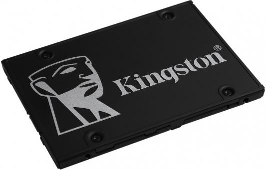 "Твердотельный накопитель SSD 2.5"" 512 Gb Kingston KC600 Read 550Mb/s Write 520Mb/s 3D NAND TLC (SKC600/512G)"