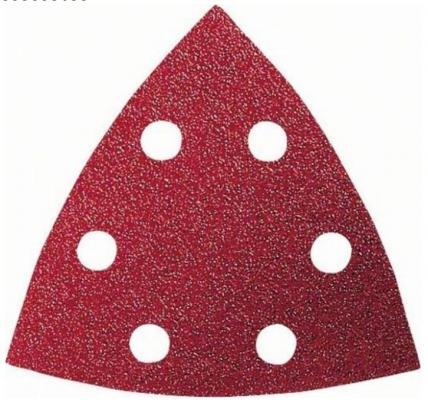 Bosch 2608605153 5 шлифлистов 93мм К180 Best for Wood+Paint ролик для ручного шлифования и виброшлифмашин bosch best for wood 5 м