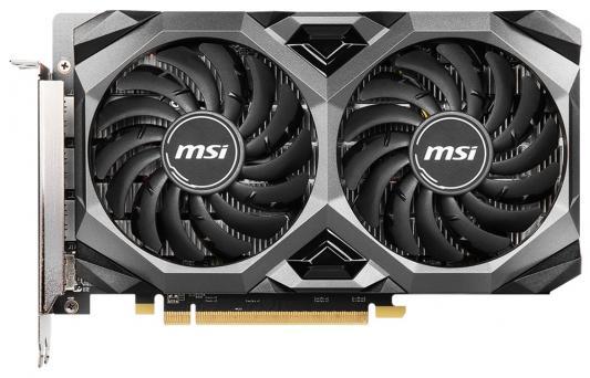 Видеокарта MSI PCI-E 4.0 RX 5500 XT MECH 4G OC AMD Radeon RX 5500XT 8192Mb 128bit GDDR6 1647/14000/HDMIx1/DPx3/HDCP Ret видеокарта msi radeon rx 570
