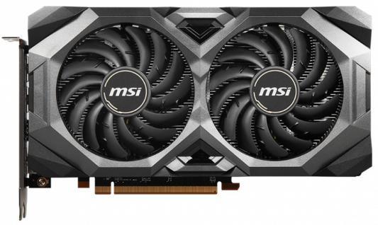 Фото - Видеокарта MSI Radeon RX 5600 XT MECH OC PCI-E 6144Mb GDDR6 192 Bit Retail (RX 5600 XT MECH OC) видеокарта gigabyte radeon rx 5700 xt 1650mhz pci e 4 0 8192mb 14000mhz 256 bit hdmi 3xdp gv r57xtgaming oc 8gd v2