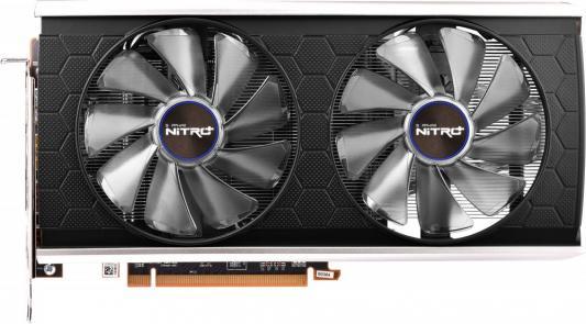 Видеокарта Sapphire Radeon RX 5500 XT Nitro+ SE PCI-E 8192Mb GDDR6 128 Bit Retail (11295-05-20G) видеокарта sapphire radeon rx 5500 xt nitro se pci e 8192mb gddr6 128 bit retail 11295 05 20g