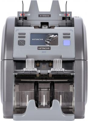 Счетчик банкнот Hitachi iH-110 автоматический мультивалюта недорого