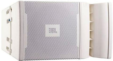 """Элемент линейного массива [VRX932LA-1WH] JBL VRX932LA-1WH пассивный, 2-х полосный, 12"""" + 3x 1.5"""", 75 Гц - 20 кГц, 8 Ом (программная 1600 Вт), SPL 130 дБ (пиковое значение), speakon, отверстие для стойки, цвет белый"""