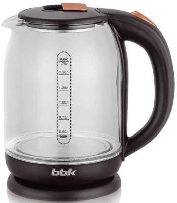 цена на Чайник BBK EK1727G коричневый